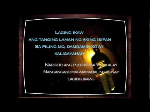 laging ikaw with lyrics