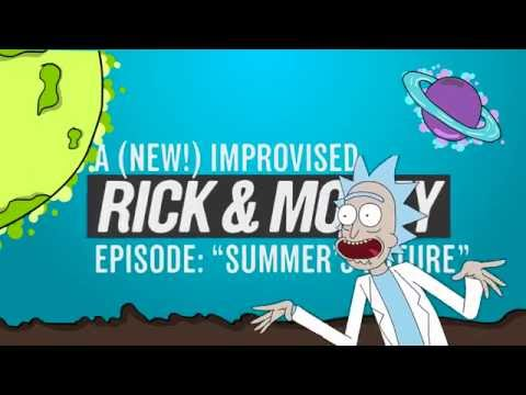 Video trailer för Rick and Morty Mini-Episode