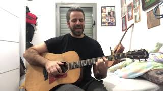 Romeo And Juliet (Dire Straits)- Acoustic Cover