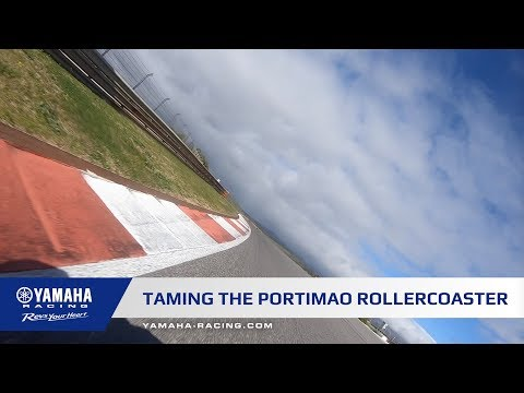 Tech Talk: Taming the Portimão Rollercoaster
