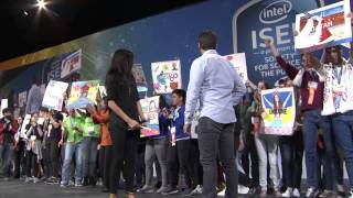 Relive the magic of ISEF2017 Award ceremony
