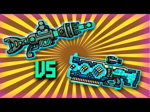 SPARKLING HYDRA [VS] ANTIVIRUS - Pixel Gun