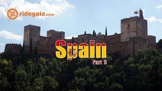 Ep 91 - Spain (part 5) - Motorcycle Trip Around Europe