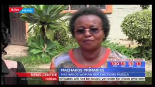 Machakos women representative cautions Musila over ditching Wiper party