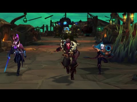 League of Legends - Curse of the Drowned Event Trailer