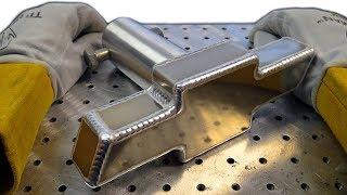 TIG Welding Aluminum Fabrication