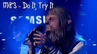M83 - Do It, Try It (Jimmy Kimmel Live Performance)