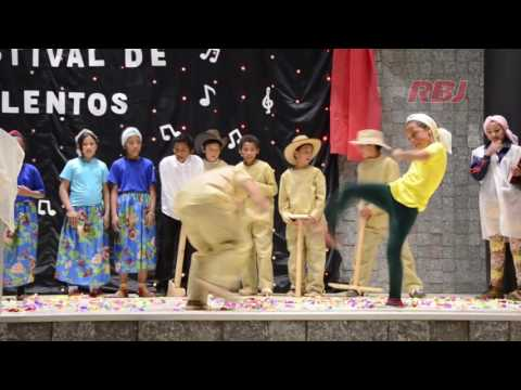 Escolas municipais participaram do I Festival de Talentos em Palmas