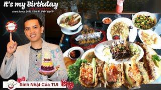 Mừng Sinh Nhật Với Các Món Ăn Đường Phố (nhà hàng MASTERP1ECE in New Orleans)