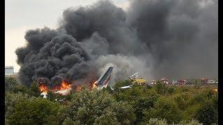 Авиакатастрофы ( НЕ ДЛЯ СЛАБОНЕРВНЫХ ! )    просто жесть !!!
