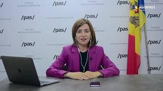 INTERVIU Maia Sandu: Sărăcia este problema resimțită de toți cetățenii, dar cauza principală a sărăciei este corupția