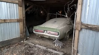 1967 Shelby GT500 Barn Find and Appraisal That Buyer Uses To Pay Widow -  Price Revealed