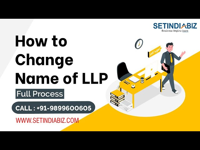 Process to Change Name of LLP