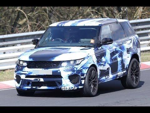 Hot new Range Rover Sport model teased