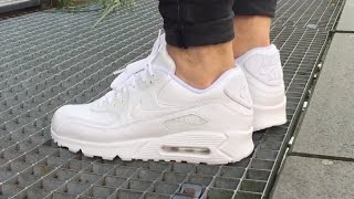 Nike Air Max 90 White 537384-111 | Sneakersenzo