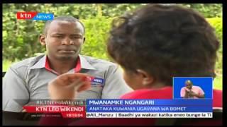 Mwanamke Ngangari: Bi. Joyce Laboso ni naibu wa spika