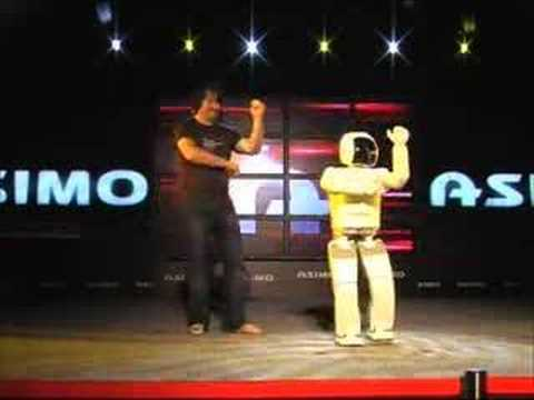 Honda ASIMO rocks with Gizmodo AU, all the hits