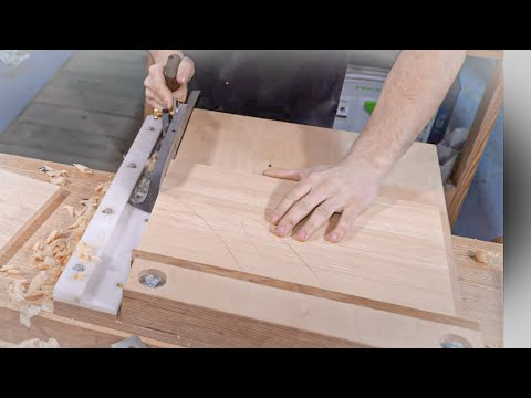 Sizing The Cabinet Panels | The Cabinet Project #2 | Free Online Woodworking School