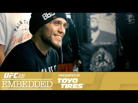 UFC 231 Embedded: Vlog Series - Episode 1