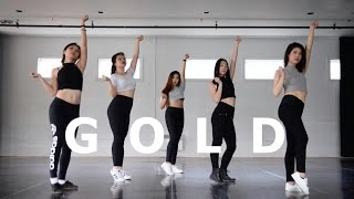 Kiiara - Gold | 1MILLION STUDIO Dance Cover by 2KSQUAD