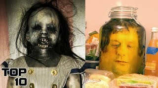 Top 10 Terrifying Items Sold At Auctions - Part 2