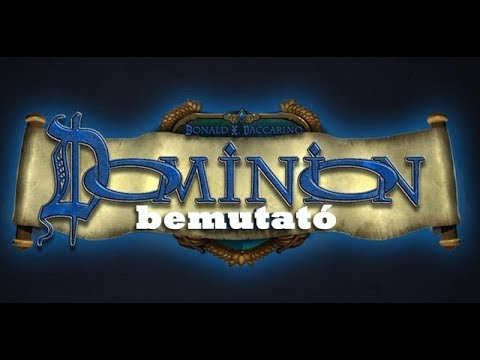 Dominion Intrika - társasjáték bemutató - Jatszma.ro