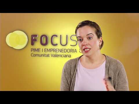 Argentina Bonmatí, gerente de GALP en Focus Pyme y emprendimiento Baix Vinalopó 2018[;;;][;;;]