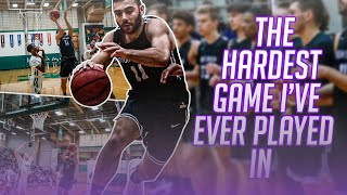 The Craziest Basketball Comeback Game I Have Ever Played In !