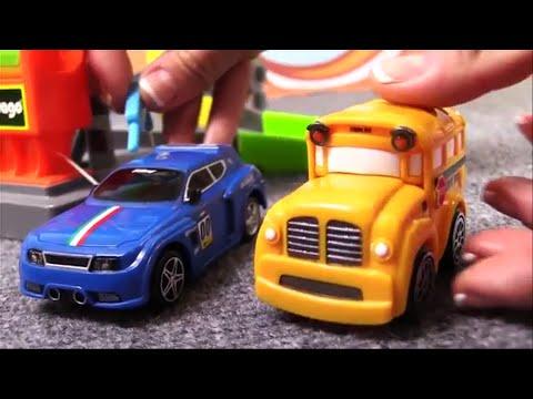 Carros para niños - Chevrolet - Speedy y Bussy