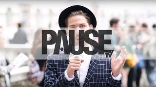London Fashion Week - Mens Street Style Interviews 2014