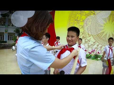 Phóng sự của Quận đoàn - Hội đồng Đội quận Hai Bà Trưng dịp kỷ niệm 80 năm ngày thành lập Đội TNTP Hồ Chí Minh