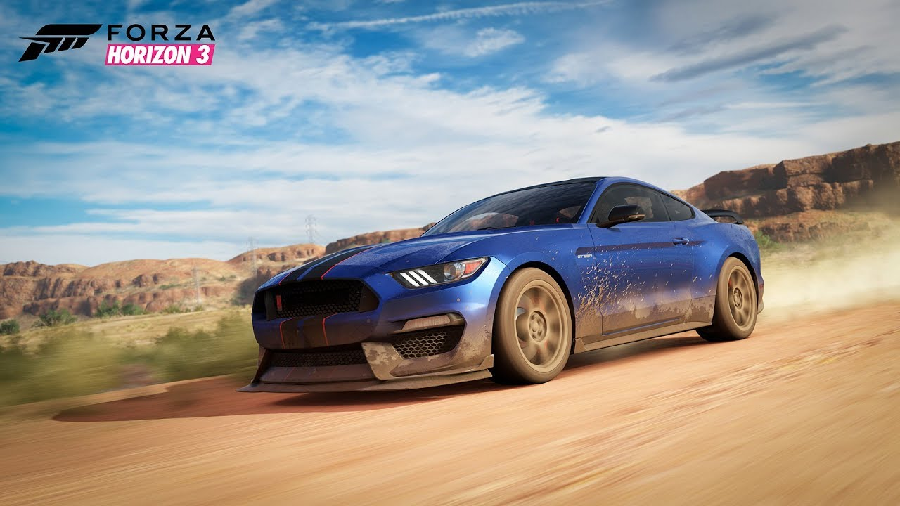[Random Stream] Forza Horizon 3 (Xbox One)