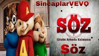 Söz - Gündoğdu Marşı (uzun) - Alvin Ve Sincaplar