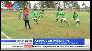 Kenya women's Premier League team lack sponsorship