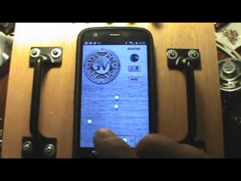 Video of GV-1 GhostVox V2 Ghost Box EVP