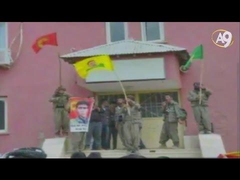 Beytüşşebap Devlet Hastenesi'nin kapısını tutan PKK'lıların hapse konması gerek