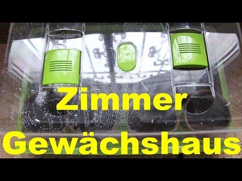 Update Zimmer-Gewächshaus: Modell