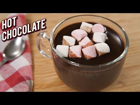 Hot Chocolate Recipe – Easy Homemade Hot Chocolate Drink – Winter Special – Ruchi