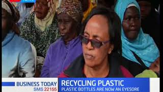 Nairobi County residents to benefit from plastic bottles
