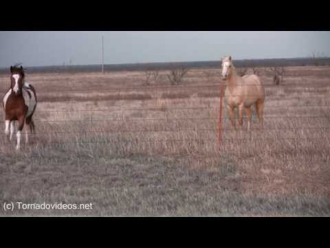 Storm chasing Western Oklahoma – March 9, 2009