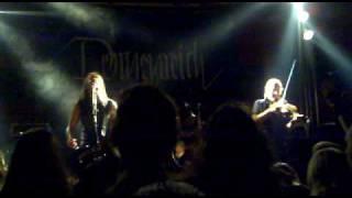 Dornenreich - Trauerbrandung (LIVE) HQ 12.09.2009