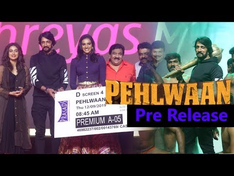 pahlwaan-movie-pre-release-event