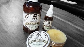 Mr. BEAR FAMILY Bartpflege Review | Ein Preis-Leistungs-Sieger?