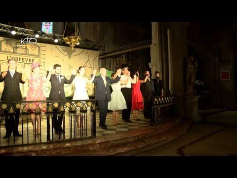 Une pièce de Saint Jean-Paul II au festival d'Avignon