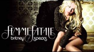 Britney Spears - He About To Lose Me (Femme Fatale Bonus Track+Lyrics)