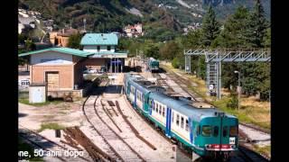 preview picture of video 'Annunci alla Stazione di Longarone Zoldo'