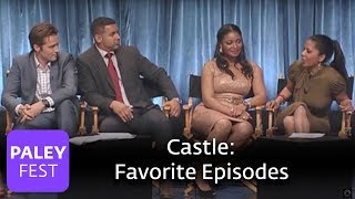 Castle - The Casts Favorite Episodes