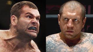 Новый бой Емельяненко против бойца UFC Габриэля Гонзаги