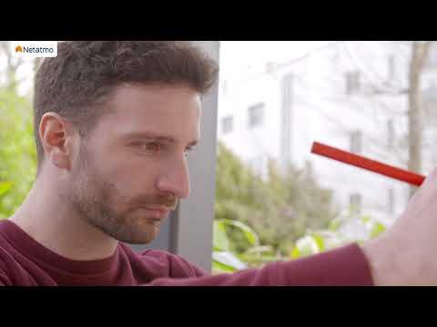 Netatmo Sonnette vidéo intelligente (WiFi)