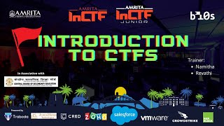 Watch Introduction to CTFs on YouTube